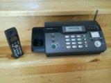 Телефон -факс panasonic новый !. Фото 2.