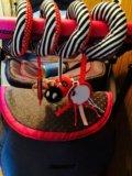 Игрушка на коляску, кроватку + подарок. Фото 3.