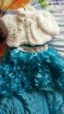 Платье красивое на любой праздник. Фото 1.