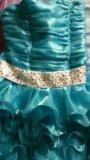Платье красивое на любой праздник. Фото 2.