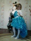 Платье красивое на любой праздник. Фото 4.