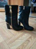 Демисезонние ботинки. Фото 1.