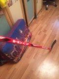 Клюшка хоккейная 90 flex деревянная. Фото 2.