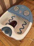 Массажная ванна для ног. Фото 1.