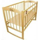 Кроватка детская с пружинным матрацом. Фото 2.