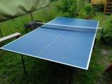 Стол для настольного тениса для игры в помещении. Фото 2.