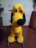 Качалка собака. Фото 1.