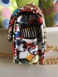 Новая яркая сумочка (экокожа). Фото 3.