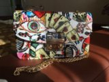 Новая яркая сумочка (экокожа). Фото 1.