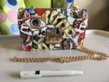 Новая яркая сумочка (экокожа). Фото 2.