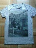 Новая футболка 46 р. Фото 1.