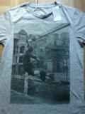 Новая футболка 46 р. Фото 2.