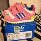 Кроссовки детские adidas. Фото 1.
