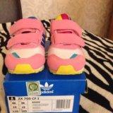Кроссовки детские adidas. Фото 2.