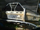 Силовой бампер .toyota tundra. Фото 2.