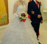 Срочно продам свадебный костюм!!!. Фото 2.