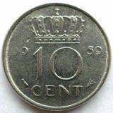 Нидерланды 1959. Фото 1.