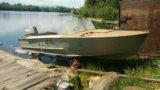 Продажа лодки с мотором. Фото 2.