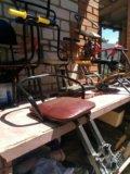 Детские сидение на велосипед. Фото 1.