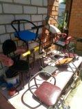 Детские сидение на велосипед. Фото 2.