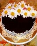 Торт на заказ!свадебные торты, капкейки. Фото 2.
