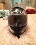 Сегодня шлем. мотошлем hjc. размер s. Фото 3.