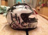 Сегодня шлем. мотошлем hjc. размер s. Фото 2.