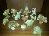 Коллекция фигур из оникса. Фото 1.