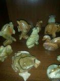 Коллекция фигур из оникса. Фото 2.
