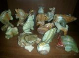 Коллекция фигур из оникса. Фото 4.