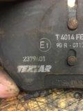 Передние колодки е90 2.5. Фото 1.