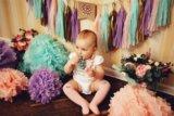 Декор на детский день рождения. Фото 1.