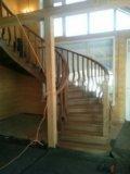 Лестницы, ограждения. проект, изготовление, монтаж. Фото 4.