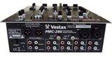 Vestax pmc-280(4-х канальный dj пульт). Фото 4.
