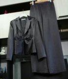 🔝👑✅брючный костюм от gina bacconi. Фото 4.
