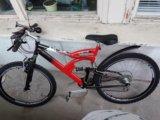 Велосипед hurricane. Фото 2.