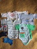 Вещи на мальчика ( пакетом ). Фото 1.