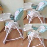 Детский стульчик для кормления happy baby. Фото 2.
