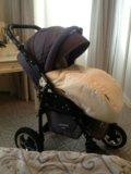 Детская коляска adamex nitro 3 в 1. Фото 2.