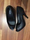 Туфли с открытым носом. Фото 1.