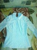 Блузка школьная. Фото 2.