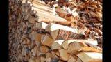 Дрова березовые колотые. Фото 1.