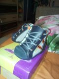 Ботиночки на первый шаг 17 размер новые. Фото 1.