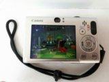 Фотоаппарат canon ixus 80 is. Фото 3.