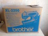 Швейная машина brother xl-2250. Фото 1.
