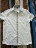 Рубашки с короткими рукавами б/у 4 пары. Фото 3.