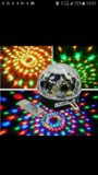 Колонка-диско шар. Фото 1.