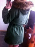 Куртка(парка) женская. Фото 3.