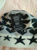 Комплект шапка и шарф новый. Фото 2.