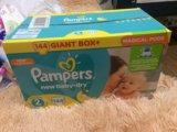 Подгузники для новорожденных. Фото 3.